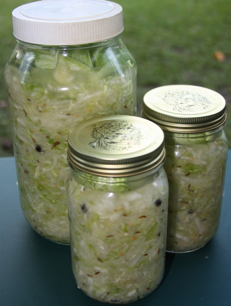 My Favourite Sauerkraut Recipe